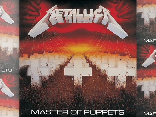 35 años de 'Master of Puppets'