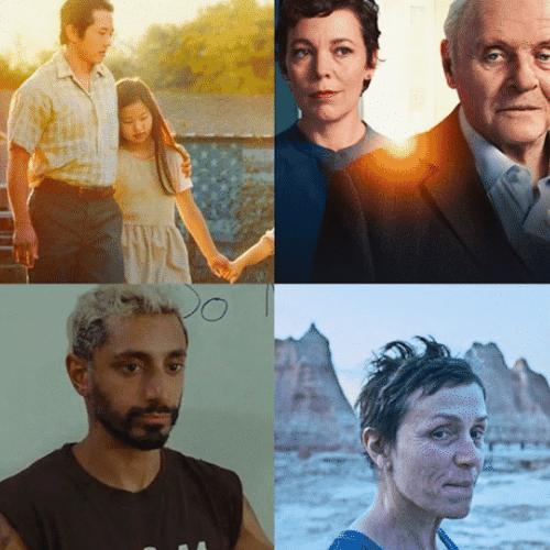 Los ganadores de los Premios Óscar 2021